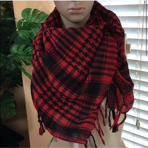 Plaid Scarf from Hot Topic